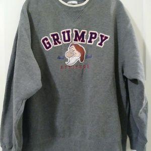 Grumpy Disney Resort Crewneck-Sweatshirt